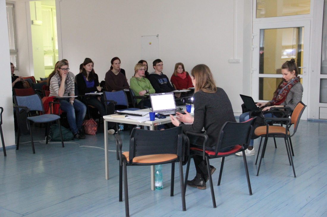 12. 3. 2015 workshop PAKT v Liberci