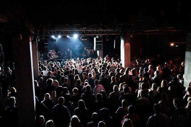 Koncert TI 20 let v MeetFactory | foto: Filip Tondr