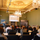 Mezinárodní konference pořádané AAVŠ, TI ČR a advokátní kanceláří KINSTELLAR | zdroj: AAVŠ
