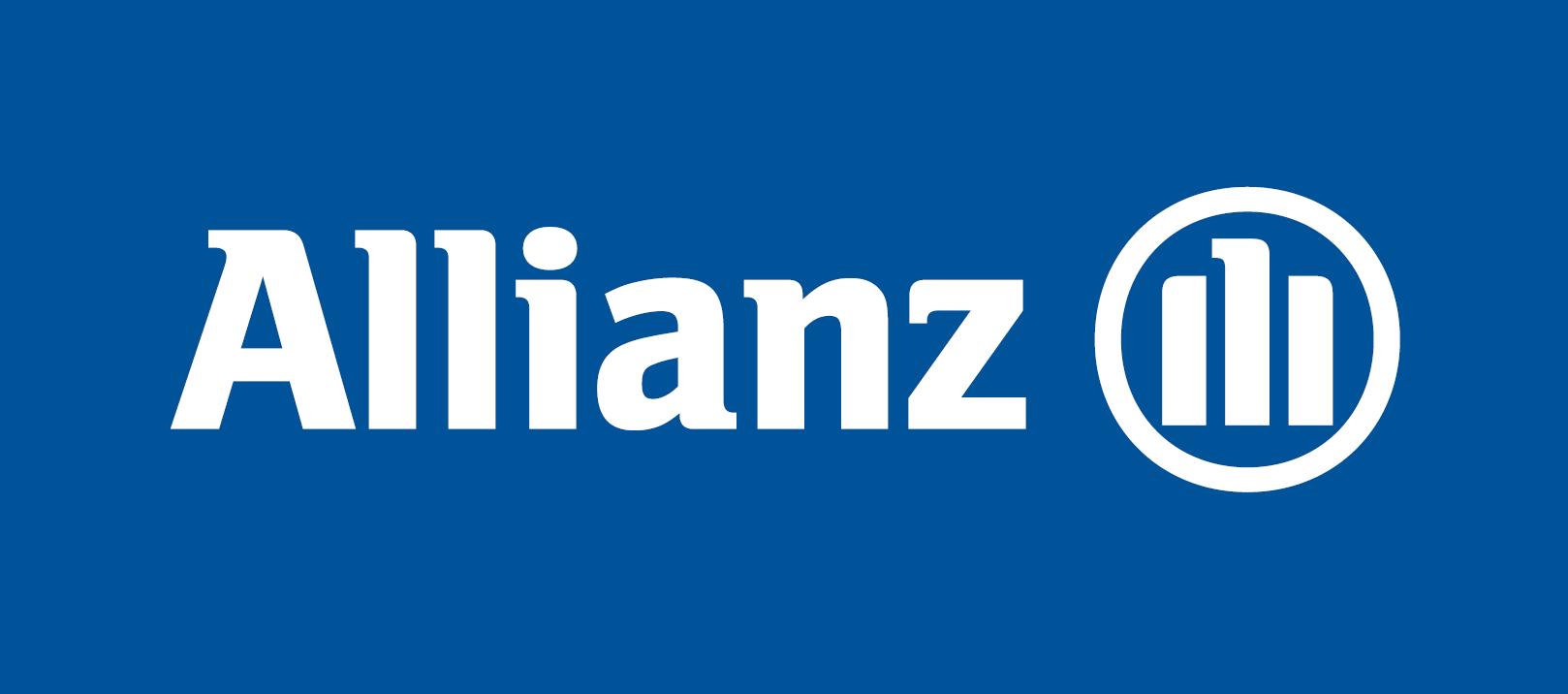 Allianz - Logo - Modré