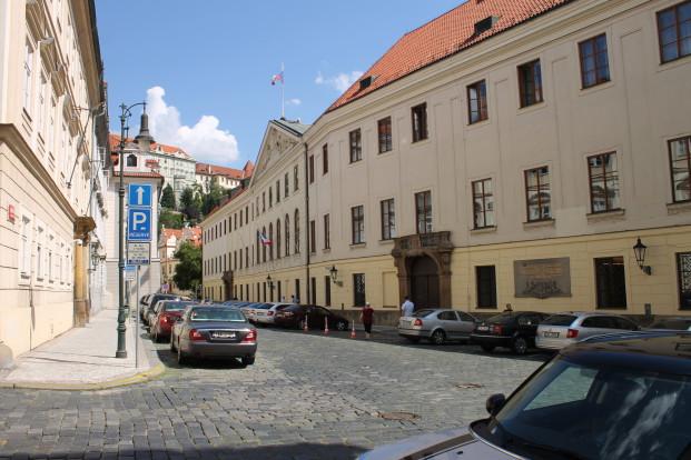 Budova Poslanecké sněmovný Parlamentu České republiky