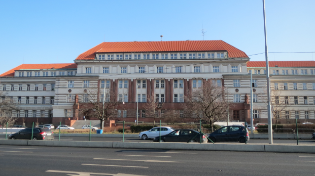 Budova Vrchního soudu v Praze a Vrchního státního zastupitelství v Praze
