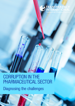 Corruption in pharma sector