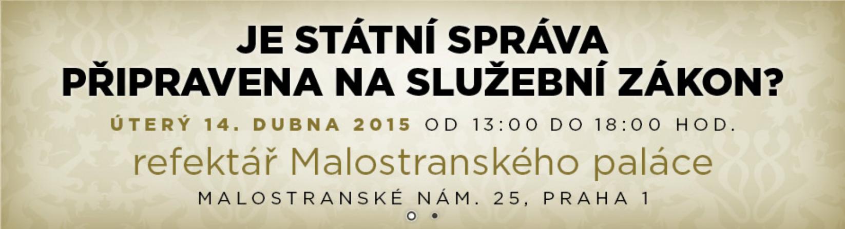 Cover - Konference Dobré vládnutí a Česká republika