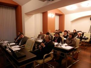 Delegace vysokých státních úředníků z Kyrgyzstánu