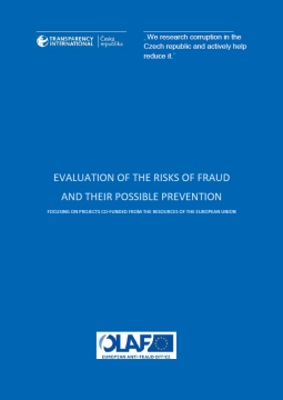 Evaluation of the risks of fraud