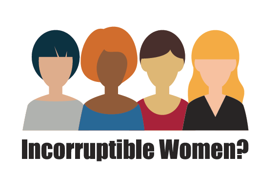Incorruptible Women - cover