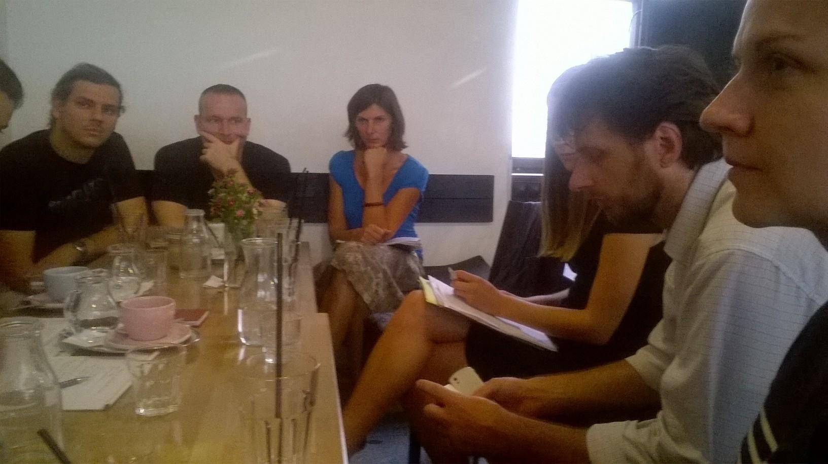 Koordinanční schůzka - PAKT - foto