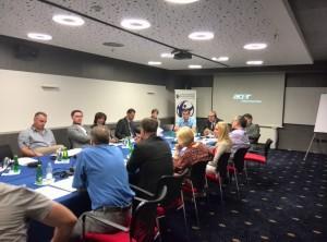 Kulatý stůl v Sarajevu: Nejlepší praxe v oblasti odhalování a vyšetřování korupce