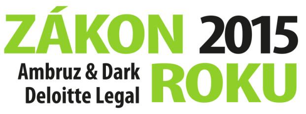 Logo Zákon roku
