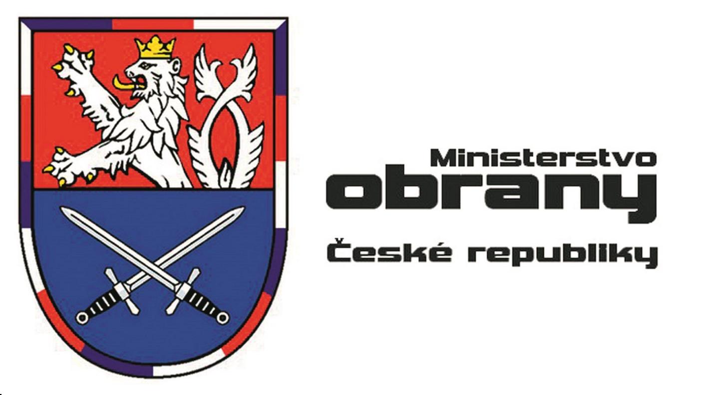 MO ČR - logo