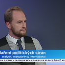 Milan Eibl - Úřad nad dohled pol. fin.