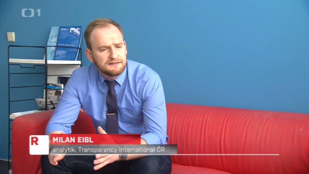 Milan Eibl TI Reportéři ČT