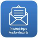 Otevřený dopis - Regulace Hazardu - Cover