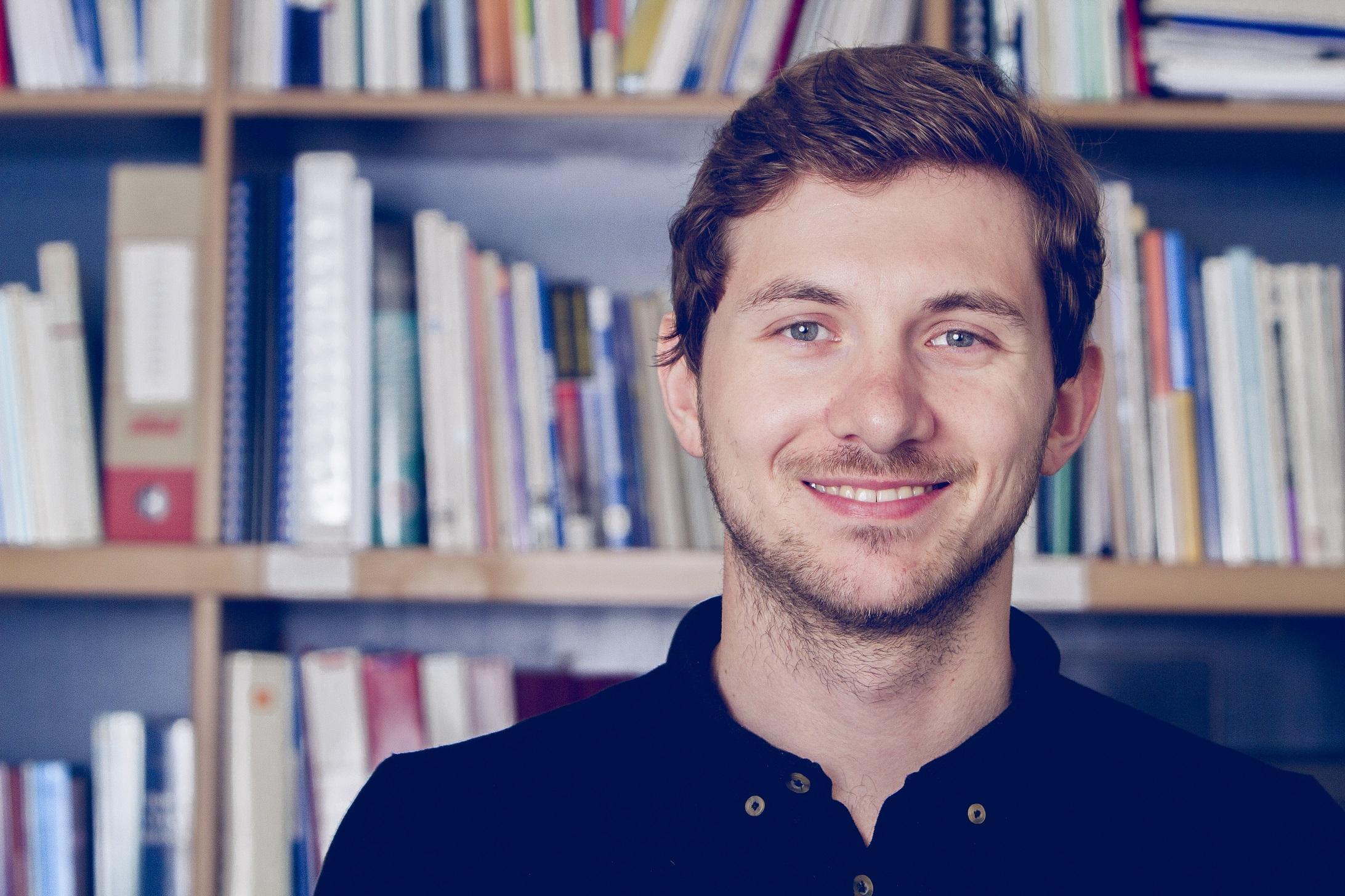 Petr Leyer, vedoucí Právní poradny TI