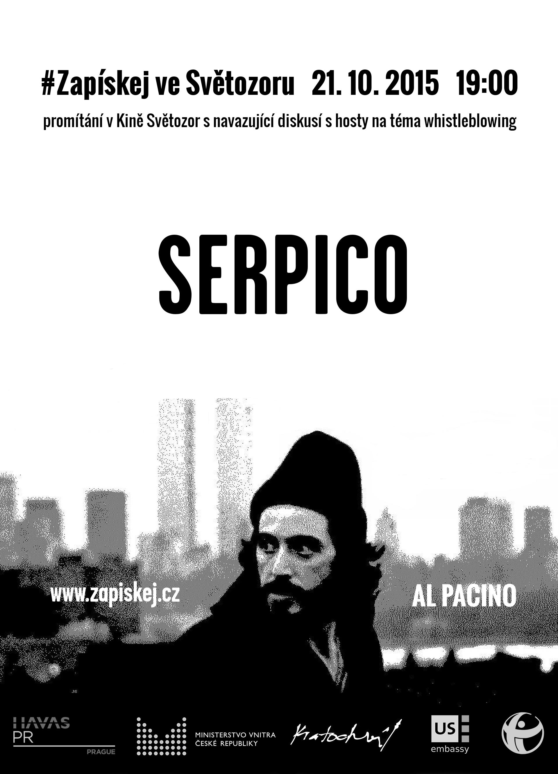 SERPICO Poster - final 2015