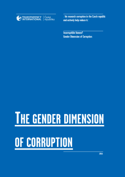 THE GENDER DIMENSION OF CORRUPTION