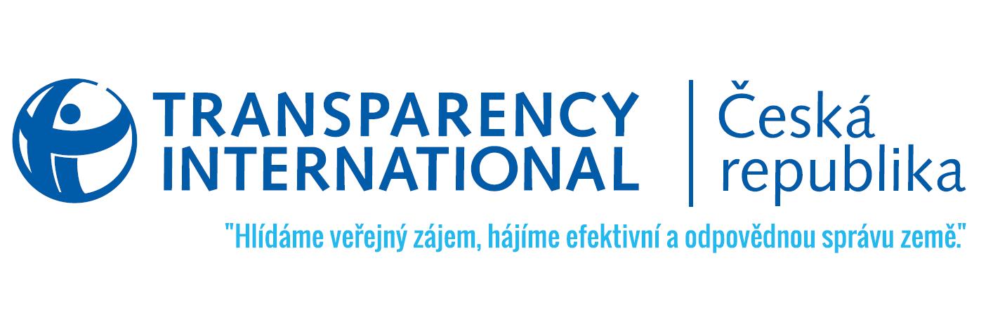 """Transparency International Česká republika: """"Hlídáme veřejný zájem, hájíme efektivní a odpovědnou správu země."""""""