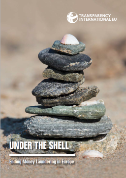 Under the shell - cover