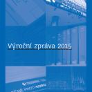 Výroční zpráva 2015 - cover