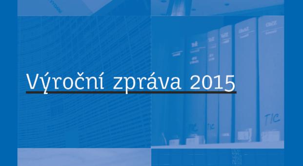 Výroční zpráva 2015 - header