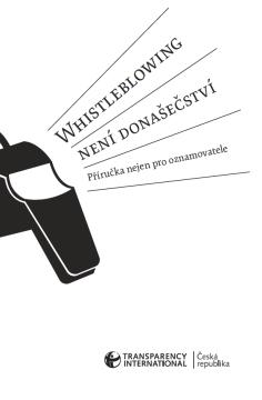 Whistleblowing není donašečství
